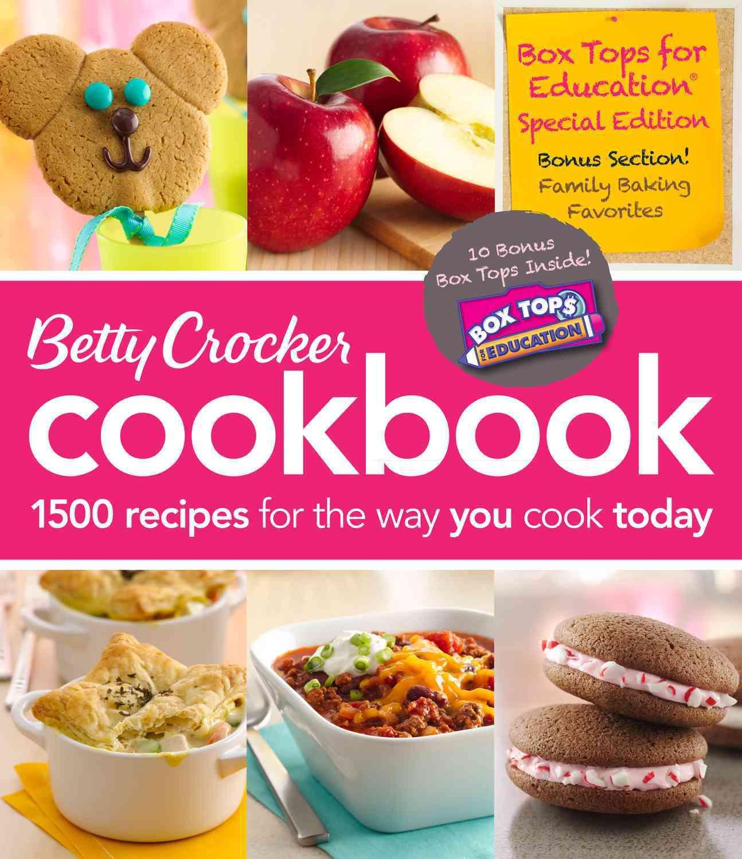 Betty Crocker Cookbook By Crocker, Betty